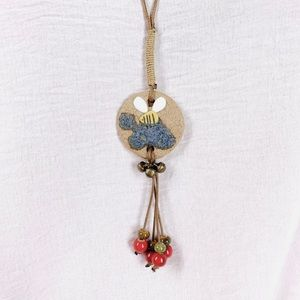 POL Bee Handcrafted Necklace